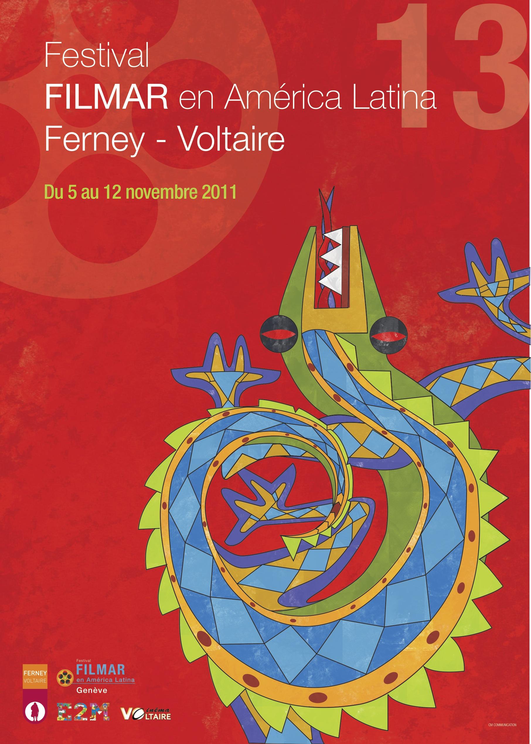 Festival filmar en am rica latina encuentro de dos mundos - Office du tourisme ferney voltaire ...