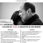 Talleres de tango 2019